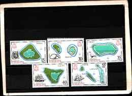 73334) KIRIBATI-LOTTO FRANCOBOLLI -MNH**- - St.Vincent E Grenadine