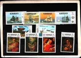 73335) KIRIBATI-LOTTO FRANCOBOLLI -MNH**- - St.Vincent E Grenadine