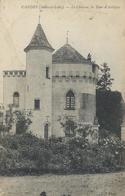 DPT 37 CANDES Le Château La Tour D'Aubigny BE - Frankreich