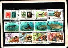 73336) KIRIBATI-LOTTO FRANCOBOLLI -MNH**- - St.Vincent E Grenadine