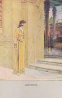 ESTHER. TAYLOR. CP CO. CIRCA 1910s  - BLEUP - Peintures & Tableaux