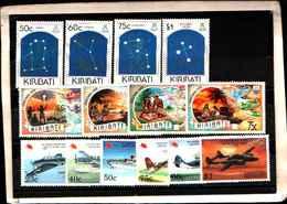 73338) KIRIBATI-LOTTO FRANCOBOLLI -MNH**- - St.Vincent E Grenadine