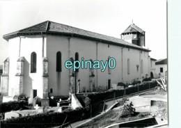 64 -  BIDART - église Et Cimetiére - PHOTOGRAPHE ROBERT PETIT - ATLAS-PHOTO - Places