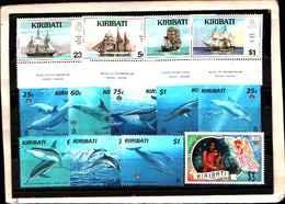 73339) KIRIBATI-LOTTO FRANCOBOLLI -MNH**- - St.Vincent E Grenadine