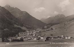 CPSM St-Anton Am Arlberg 1287m (beau Plan Du Village) - St. Anton Am Arlberg