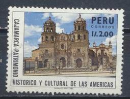 °°° PERU - Y&T N°872 - 1987 °°° - Peru