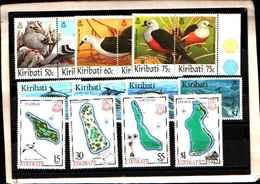 73341) KIRIBATI-LOTTO FRANCOBOLLI -MNH**- - St.Vincent E Grenadine