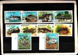 73342) KIRIBATI-LOTTO FRANCOBOLLI -MNH**- - St.Vincent E Grenadine