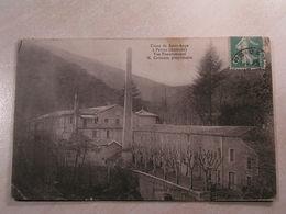 07 - PRIVAS - USINE SAINT ANGE - 1917 - Privas