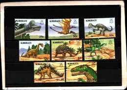73344) KIRIBATI-LOTTO FRANCOBOLLI -MNH**-DINOSAURI - St.Vincent E Grenadine