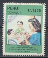 °°° PERU - Y&T N°907 - 1989 °°° - Perù