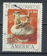 °°° PERU - Y&T N°914 - 1989 °°° - Perù