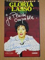 PHOTO DEDICACEE GLORIA LASSO - Dédicacées