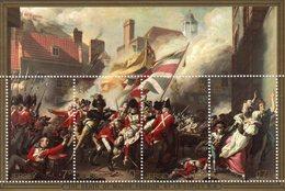 JERSEY 1981 Battle Of Jersey Mini Sheet MNH - Jersey