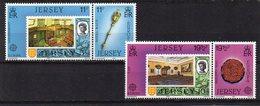 JERSEY 1983 Europa Great Works Set MNH - Jersey