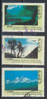 °°° PERU - Y&T N°917/20/21 - 1990 °°° - Perù