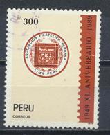 °°° PERU - Y&T N°929 - 1990 °°° - Perù