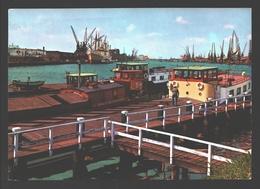 Amsterdam - Haven Van Amsterdam - Binnenschip / Woonboot / Péniche - Boat / Bateau - Amsterdam