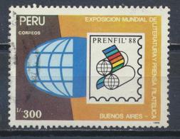 °°° PERU - Y&T N°930 - 1990 °°° - Perù