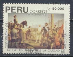 °°° PERU - Y&T N°935 - 1990 °°° - Perù