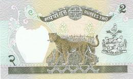 NEPAL - 2 RUPEES - NEUF - Népal