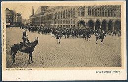 Armée Belge - Ecole D'Equitation , Ypres -  Revue Grand'Place - Ieper