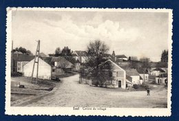 Izel ( Chiny). Centre Du Village. 1935 - Chiny