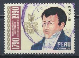 °°° PERU - Y&T N°967 - 1992 °°° - Perù