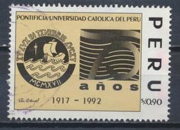 °°° PERU - Y&T N°969 - 1992 °°° - Perù
