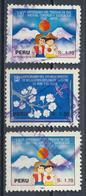°°° PERU - Y&T N°995/96 - 1993 °°° - Perù