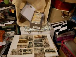 Lot 62 : Ensemble De 800 CPA Petites Animées Et Drouilles Dont 15 CP Sélectionnées Dt GP Nue, Métier,exposition.. Etc PF - Cartes Postales