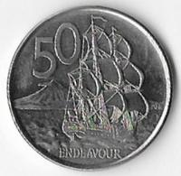 New Zealand 2006 50c [C675/2D] - Nouvelle-Zélande