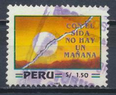 °°° PERU - Y&T N°1009 - 1993 °°° - Perù