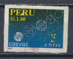°°° PERU - Y&T N°1010 - 1993 °°° - Perù