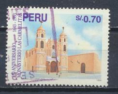 °°° PERU - Y&T N°1030 - 1995 °°° - Perù