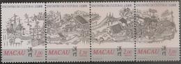 Macau Macao Chine 1999 - Encontro De Culturas - Meeting Of Cultures - Set Complete - MNH/Neuf - Macau