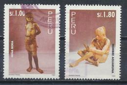 °°° PERU - Y&T N°1039/40 - 1995 °°° - Perù