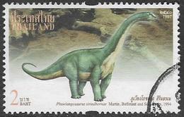 Thailand SG1968 1997 Dinosaurs 2b Good/fine Used [38/31587/4D] - Thailand