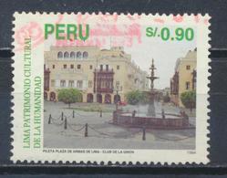 °°° PERU - Y&T N°1041 - 1995 °°° - Perù