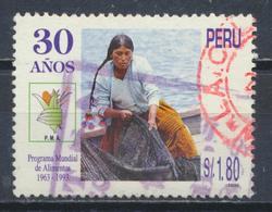 °°° PERU - Y&T N°1043 - 1995 °°° - Perù