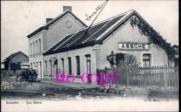 Asse  : La Gare - Het Station Van Asse - Asse