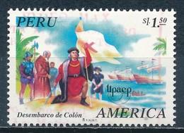 °°° PERU - Y&T N°1052/55 - 1995 °°° - Perù