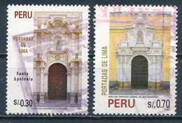 °°° PERU - Y&T N°1057 - 1995 °°° - Perù
