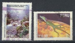 °°° PERU - Y&T N°1067/68 - 1995 °°° - Perù