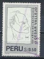 °°° PERU - Y&T N°1084 - 1996 °°° - Perù