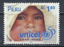 °°° PERU - Y&T N°1086 - 1996 °°° - Perù