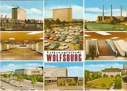 Wolfsburg - Volkswagenstadt (322) - Wolfsburg