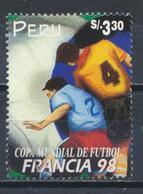 °°° PERU - Y&T N°1132 - 1998 °°° - Perù