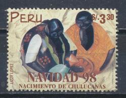°°° PERU - Y&T N°1155 - 1998 °°° - Perù