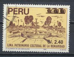 °°° PERU - Y&T N°1190 - 1999 °°° - Perù